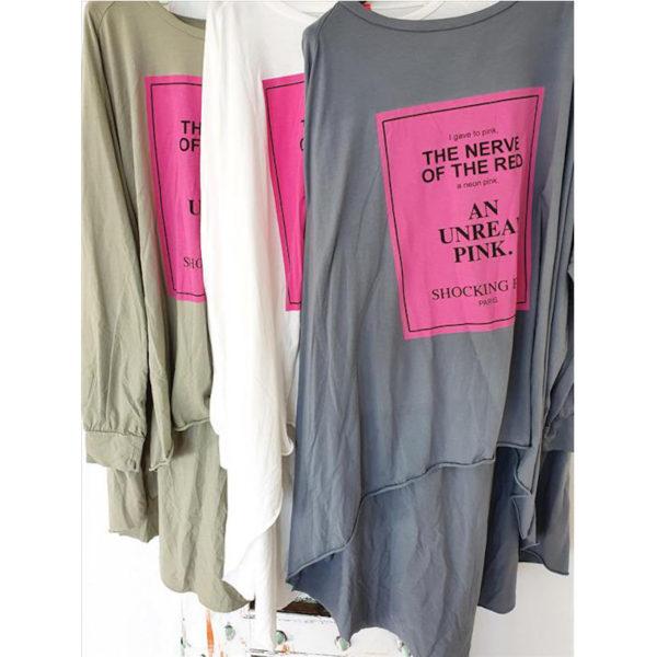 Shirt Unreal Pink 2