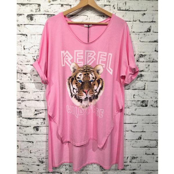 Shirt Rebel Pink