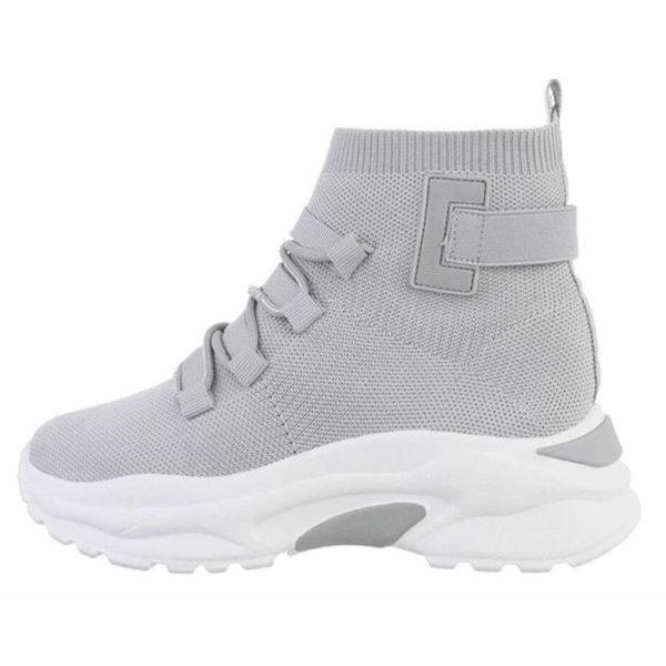 Sneaker Grau 1