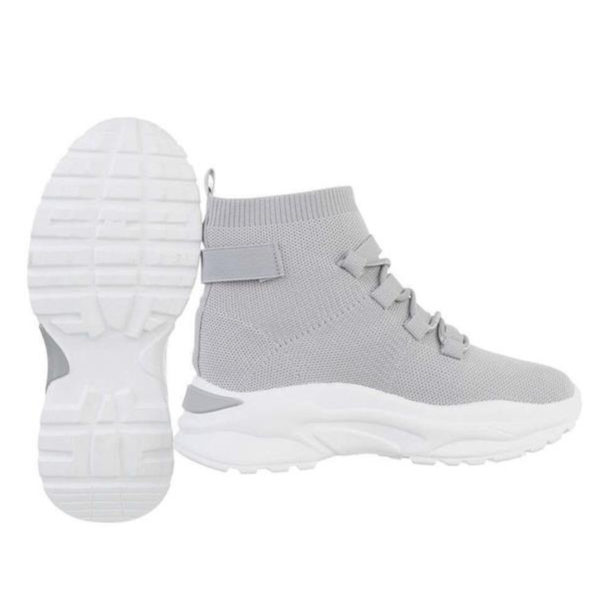 Sneaker Grau 3