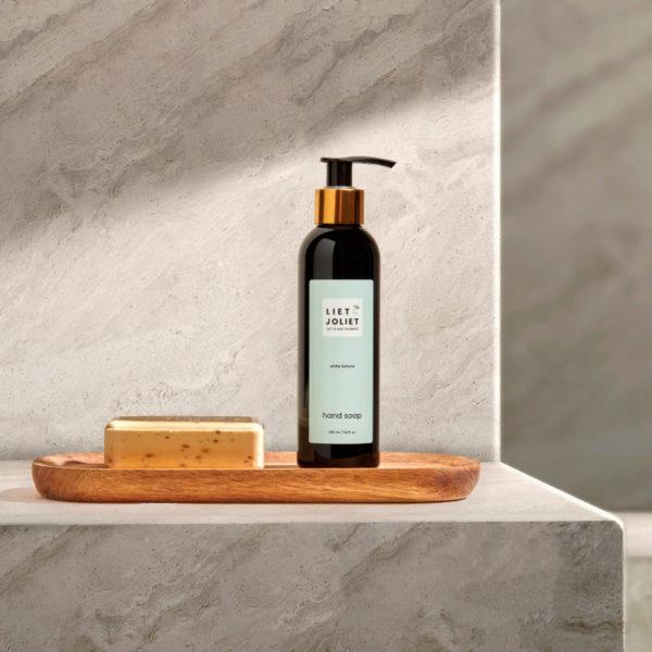Hand Soap White Fortune 2