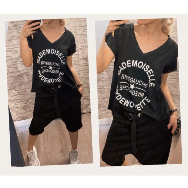 T Shirt Mademoiselle