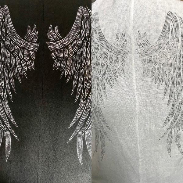 Jacke Flügel