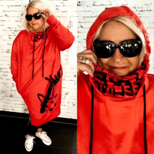 Kleid Rot 2